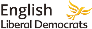 The English Liberal Democrats Logo (The Liberal Democrats)