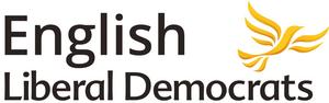 The English Liberal Democrats Logo (The Liberal Democrats)